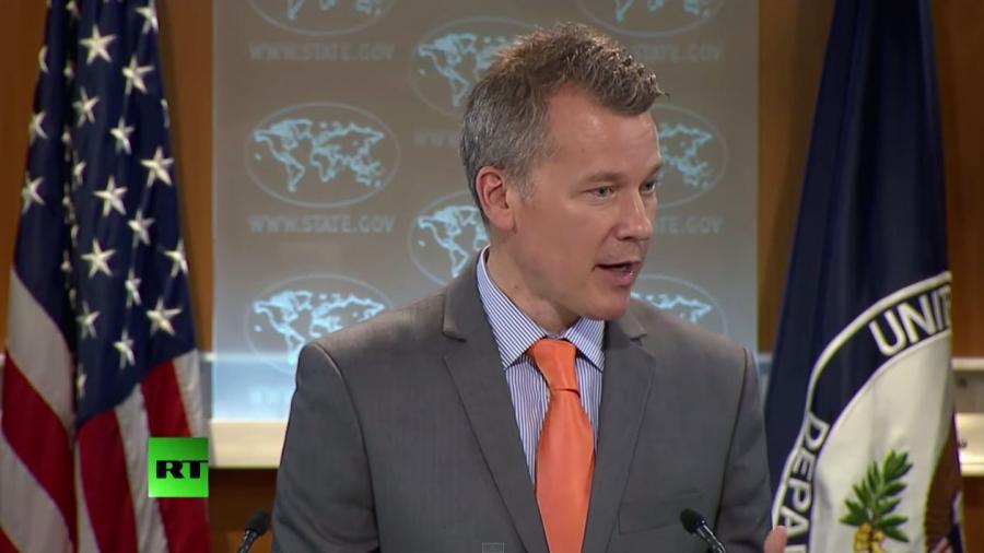 Nach Kreuzverhör: USA gestehen Verletzung des Waffenstillstands durch ukrainische Armee ein