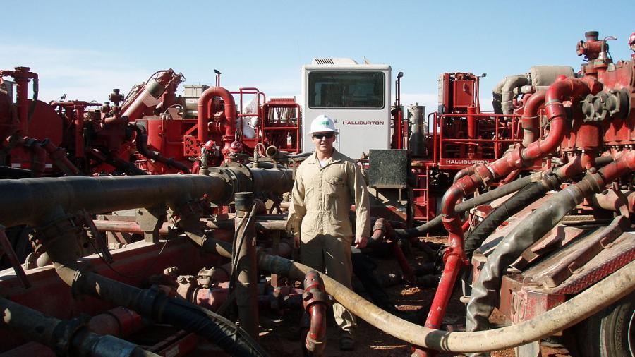 """TTIP-Abkommen soll US-""""Frackingrevolution"""" in Europa den Weg bahnen"""