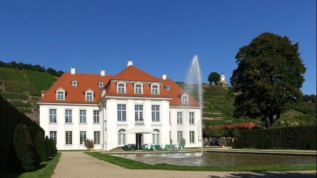 Live: G7-Finanzminister treffen sich in Dresden - Empfang und Abendessen im Schloss Wackerbarth