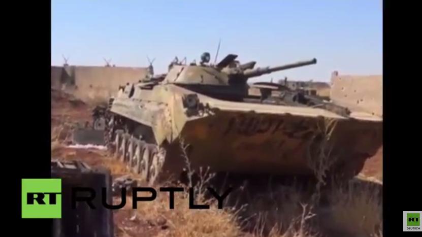 Syrien: IS bringt letzten offenen Grenzübergang zum Irak unter seine Kontrolle