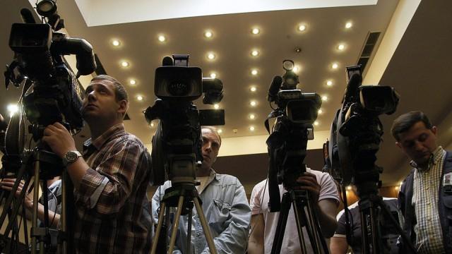 Live: Lawrow und Dacic geben nach ihrem Treffen gemeinsame Pressekonferenz in Belgrad