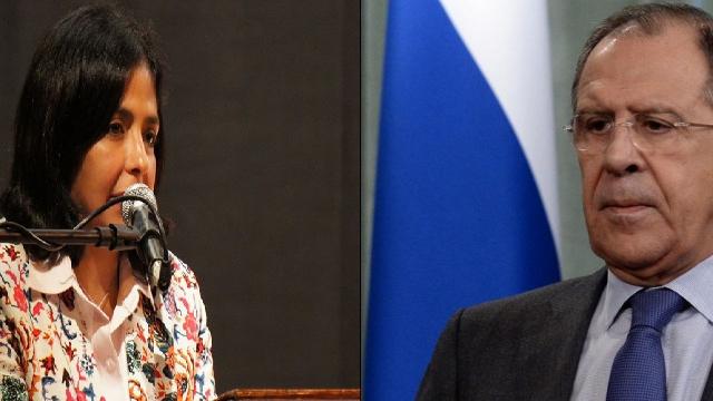 Live: Lawrow und venezolanische Außenministerin Rodríguez geben Pressekonferenz – Englisch