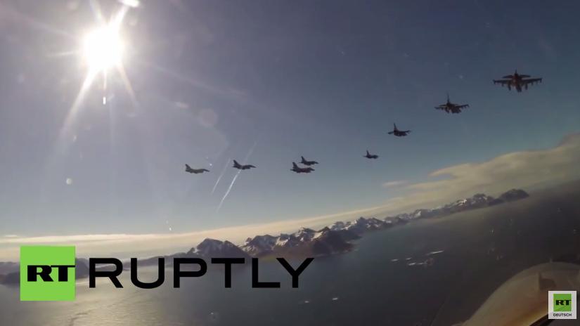 Norwegen: Deutsche Luftwaffe erstmals bei Europas größter Luftkampf-Übung dabei