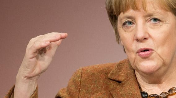 Botschaft von Angela Merkel an die Bürger Russlands zum 70. Jahrestag des Ende des II. Weltkrieges