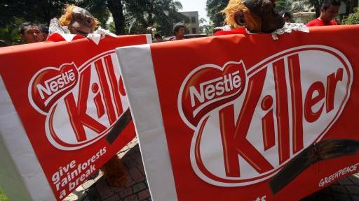 Nestlé - Wie der Schweizer Weltkonzern Kritiker ausspioniert und mundtot macht