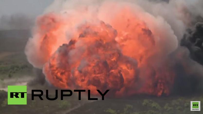 """Polen: NATO-Übung """"Puma-15"""" mit Live-Feuer in Endphase getreten"""