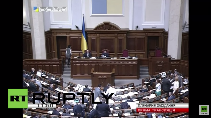 Ukraine verabschiedet Gesetz, dass Ausländern erlaubt im Militär zu dienen