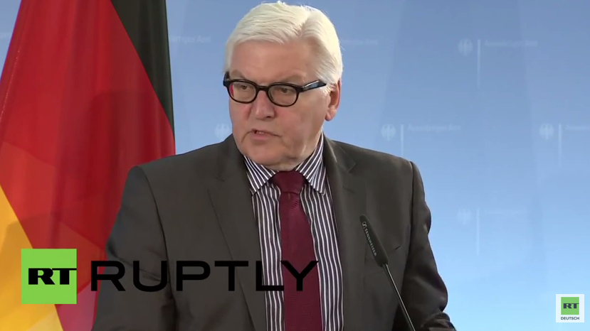 Steinmeier: Ich hoffe, dass in Mazedonien der feste Wille zur EU etabliert wird