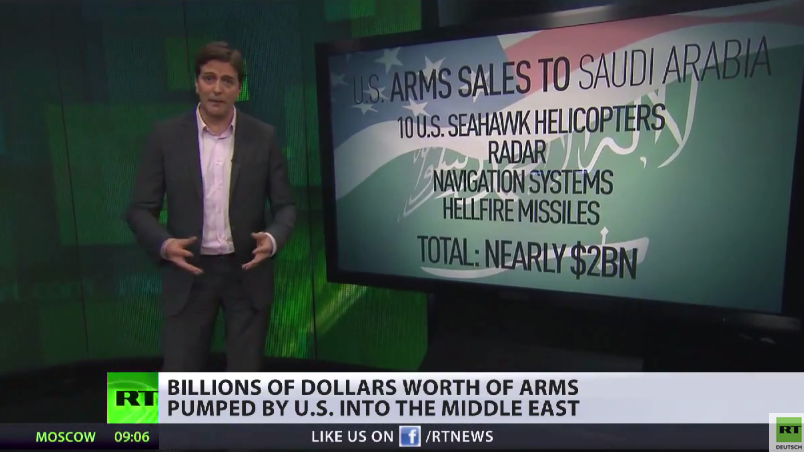 IS und Jemen-Krieg lassen US-Waffenindustrie boomen