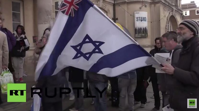London: Zionistische Föderation empört über Finanzierung für palästinensisches Theaterstück