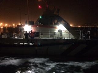 Das Lotsenboot - Quelle: Chr. Hörstel