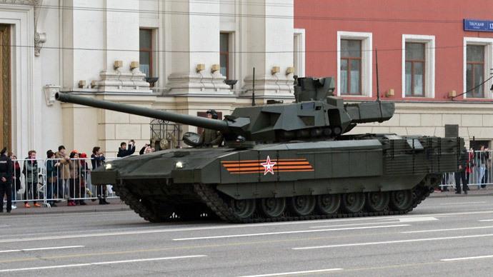 Armata T-14: Zehn Dinge, die wir über Russlands neuen High-Tech-Panzer wissen