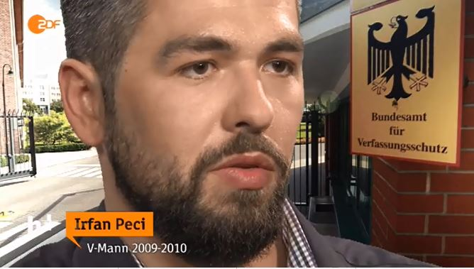 """Irfan Peci - Wie der Verfassungsschutz das """"James-Bond-Leben"""" eines Jungdschihadisten finanzierte"""
