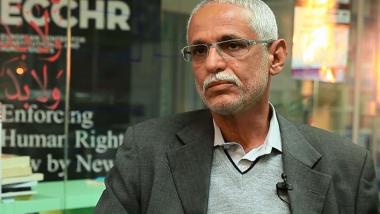 Klagt gegen die Bundregierung: Der jemenitische Umwelt-Ingeneur Faisal bin Ali Jaber. Foto Quelle: ECCHR