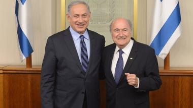 Netanyahu: Das Bemühen Israel zu schaden wird die Fifa zerstören