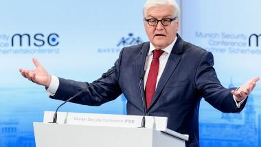 Frank-Walter Steinmeier. Quelle: Kleinschmidt CC BY 3.0 de