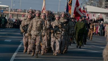 """""""Soldaten für den Frieden"""" – 100 NVA-Generäle a.D. rufen zu Kooperation statt Konfrontation mit Russland auf"""