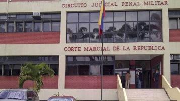 Das Militärgericht in Caracas - Quelle: HOYVENEZUELA.INFO