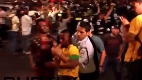 Tel Aviv - Proteste äthiopischer Israelis gegen Polizeigewalt enden in Festnahmen