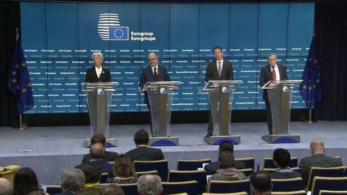 Live: Finanzminister der Eurozone zu Griechenlands Reformvorschlägen