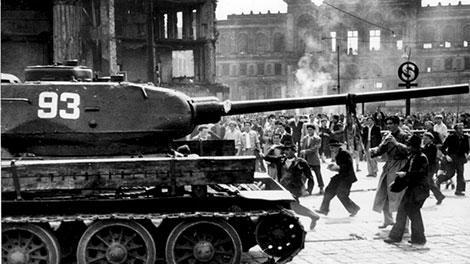 Gedenkkultur à la BRD – Niederschlagung von Volksaufständen nur im Osten?