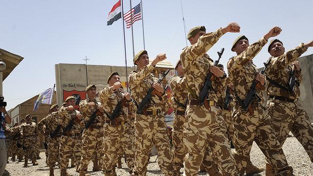 """USA denken laut über Dreiteilung nach - """"Wir können keinen einheitlichen Irak mehr erzwingen"""""""