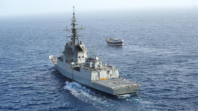 Quelle: European Union Naval Force Somalia Operation Atalanta / CC BY-ND 2.0