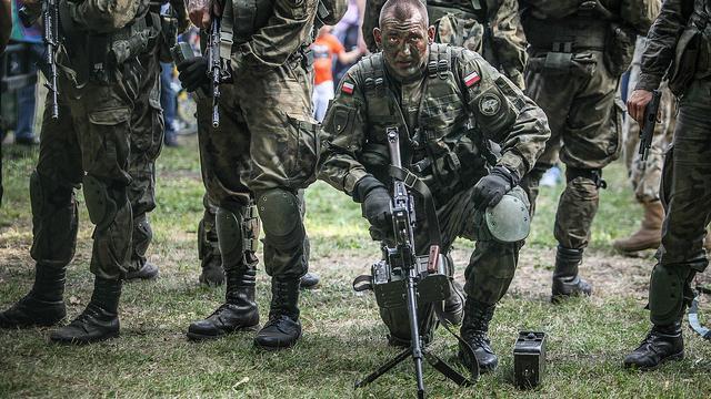 """""""Test der Verteidigungsbereitschaft"""" - NATO startet drei Großmanöver mit 15.000 Soldaten in Osteuropa"""