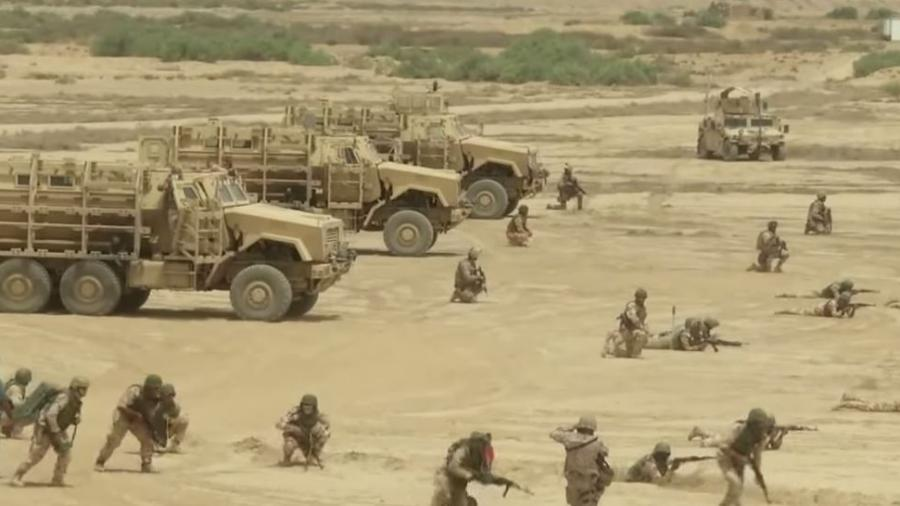 Doch Kampfeinsatz? USA schicken 82. Luftlandedivision in den Irak, gleichzeitig rüsten schiitische Milizen zum Angriff
