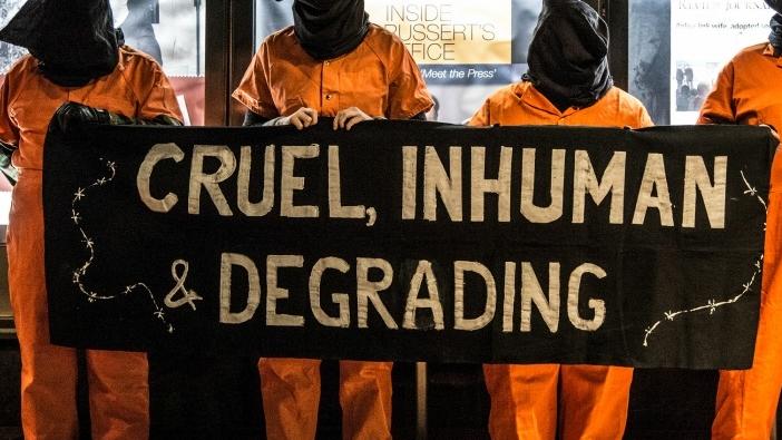 Ob sich die CIA daran halten wird? US-Senat stimmt für künftiges Verbot für Folter an Gefangenen