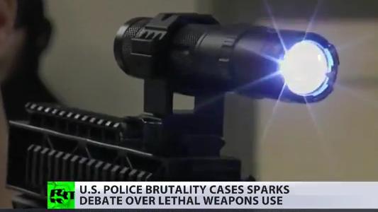 Brutale Polizeigewalt in den USA wird zur Normalität und in der Ausbildung antrainiert