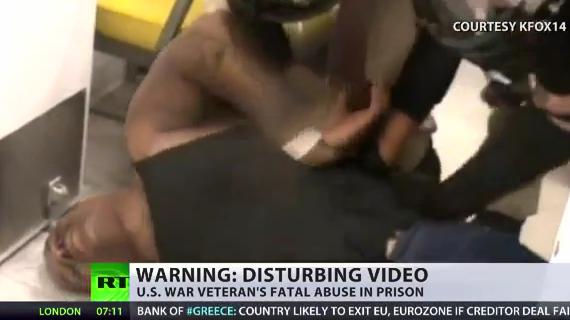US-Kriegsveteran stirbt nach Misshandlungen durch Polizeibeamte im Gefängnis