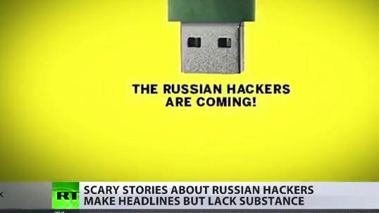 Finstere russische Hacker überall? Neue Kampagne in westlichen Medien
