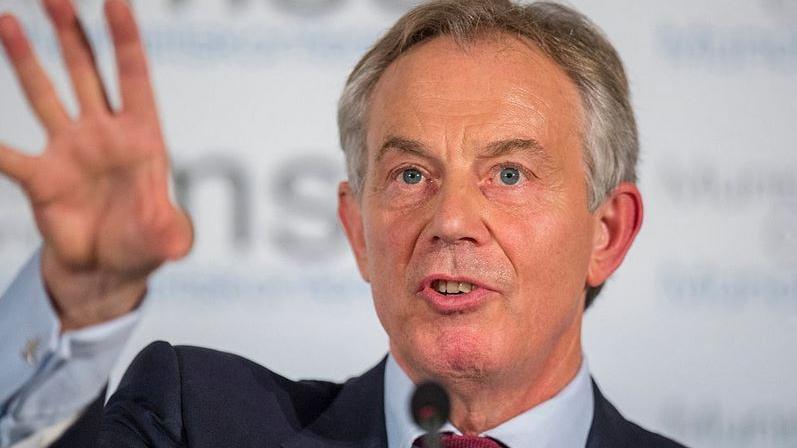 Ziemlich beste Freunde: Tony Blair zu Besuch in Kiew und baldiger Berater von Poroschenko