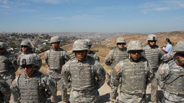 Gleich und Gleich gesellt sich gern: Ukrainische Nationalgarde begrüßt enge militärische Zusammenarbeit mit US-Nationalgarde