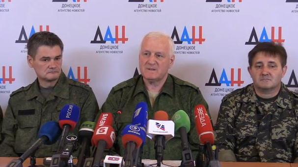 """""""Sie töten die Zivilbevölkerung"""" - Ukrainischer Generalmajor bricht mit Kiew und wechselt zu den Volksmilizen"""