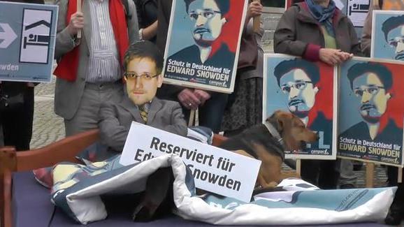 Snowden-Effekt: Mehrheit der Deutschen haben das Vertrauen in die USA verloren