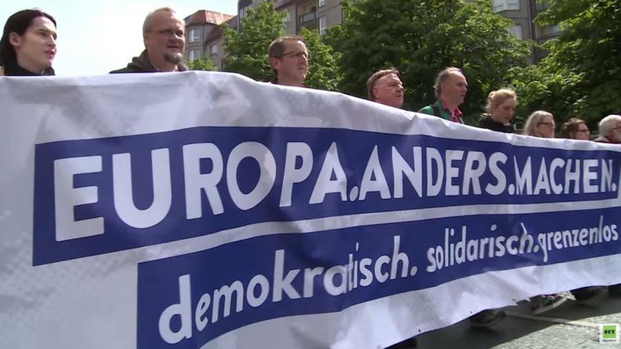 Europa. Anders. Machen. - Zusammenschnitt der Demonstration am 21. Juni in Berlin