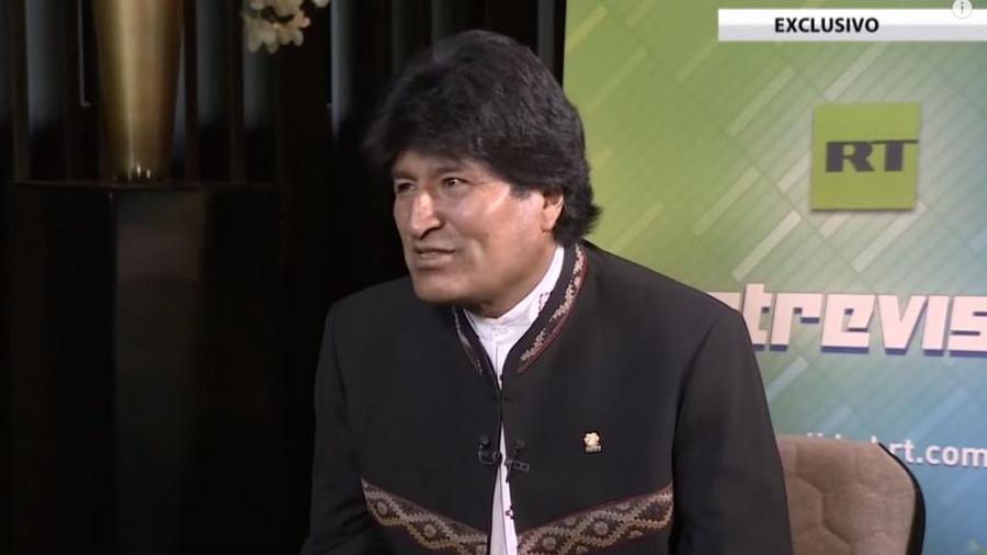 Evo Morales im RT-Interview: Europa, macht euch frei von US-Einfluss und IWF-Diktat