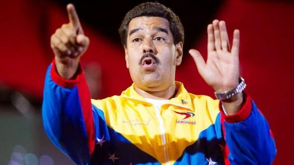 """""""Kümmern Sie sich um die Armut in Europa"""" - Venezuelas Präsident Maduro übt Kritik an SPD-Politiker und Präsidenten des EU-Parlaments Schulz"""