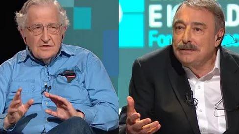 Gegen das Imperium der Überwachung - Chomsky und Ramonet im Gespräch