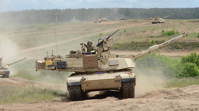 US-General Ben Hodges: 250 neue US-Kampfpanzer werden voraussichtlich in Deutschland stationiert