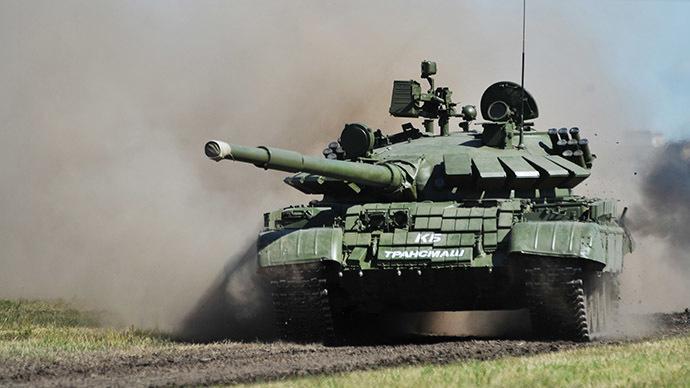 "Live: Letzter Tag der Militärmesse ""Army 2015"" in Russland"