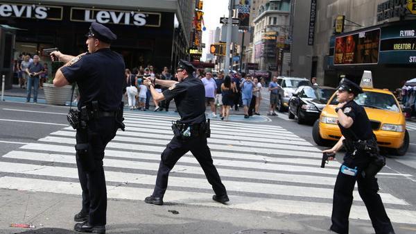 Tödliche Bilanz: Polizei in den USA erschoss in den ersten fünf Monaten des Jahres 385 Personen