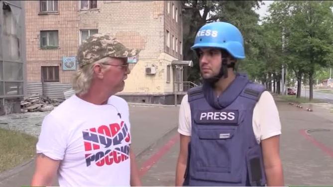 RT exklusiv: Interview mit einem Texaner, der mit den Volksmilizen im Donbass kämpft