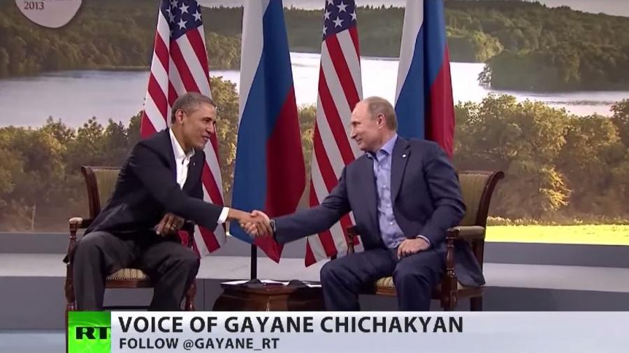 """USA handeln weiter mit Russland - Nur die EU hält sich """"brav"""" an die Sanktionen"""