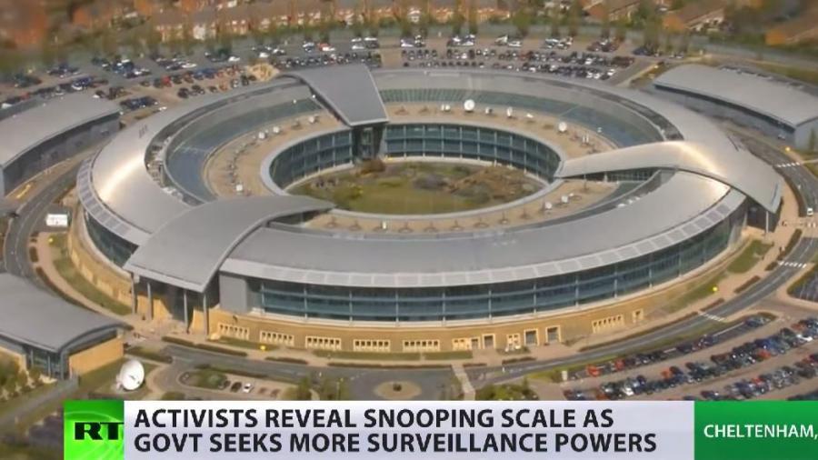Großbritannien macht mobil - Ausweitung von Massenüberwachung nach Wahlerfolg der Tories