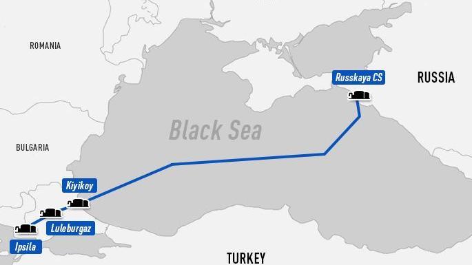 Russland und Griechenland unterzeichnen Vereinbarung für gemeinsames Pipelineprojekt