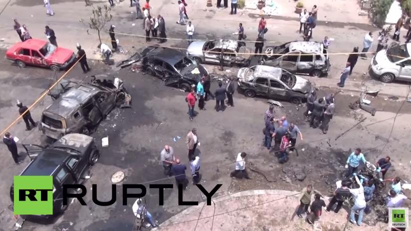 Ägypten: Generalstaatsanwalt Barakat bei Bombenanschlag getötet