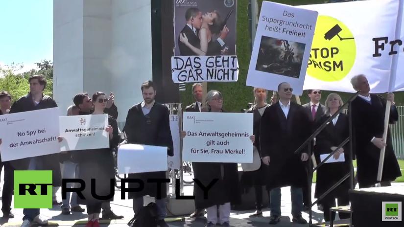 Bundestags-Vizepräsident a.D.: Ohne Snowden wären die unverfrorenen Lügen nie ans Licht gekommen